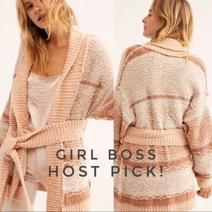 HP!🔥1 Small Left!! Free People Cardigan